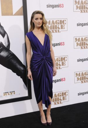 Star Style at the 'Magic Mike: XXL' LA Premiere: Amber Heard, Elizabeth Banks + More