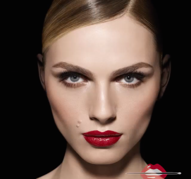 Andreja Pejic is the first transgender model to serve as the face of Make Up For Ever
