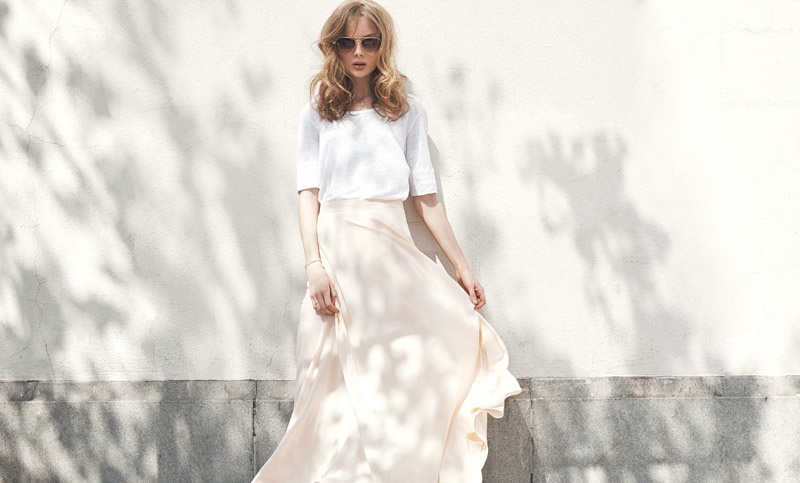 Anine Bing Spotlights the Basics for Summer 2015 Campaign