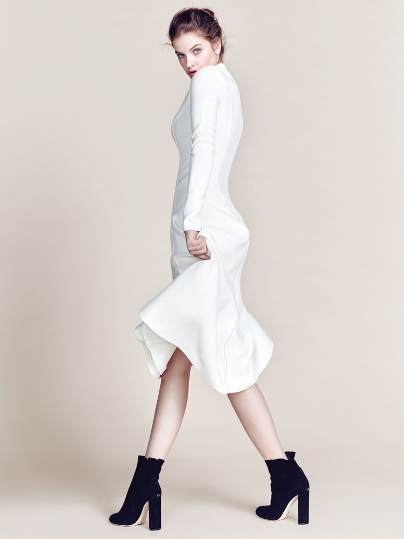 Barbara Palvin - Harper`s Bazaar Korea
