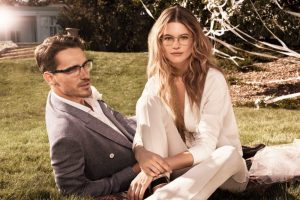 Behati Prinsloo Plays Newlywed in Tommy Hilfiger Eyewear Campaign