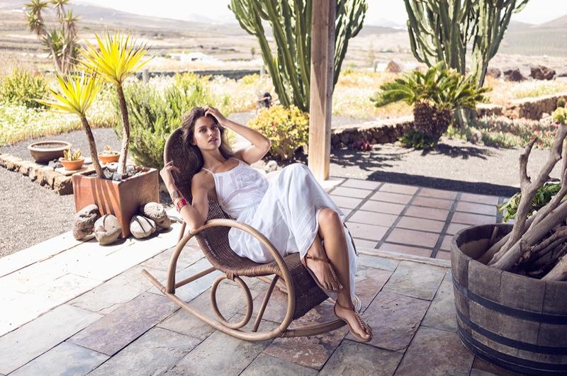 Lauren + Fleur Wear Sunny Style in SuiteBlanco's Summer '15 Campaign