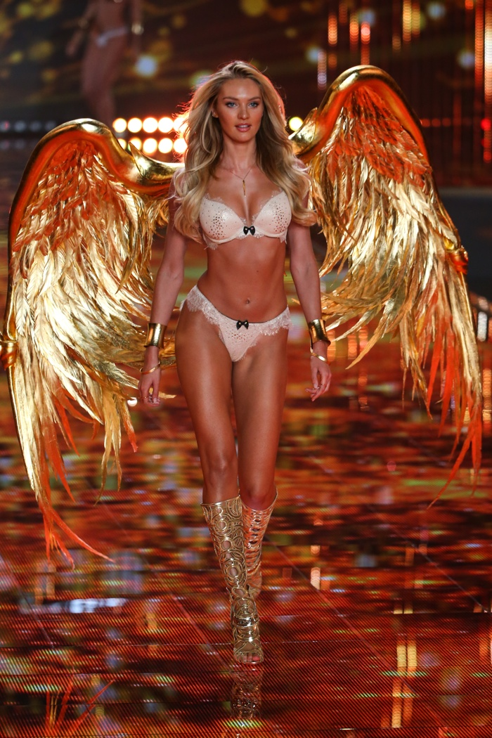Victoria Secrets Fashion Show Runway