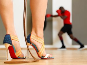 Hit the Gym with Christian Louboutin's Pre-Fall Shoes