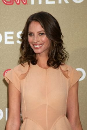 Christy Turlington Named New face of Biotherm