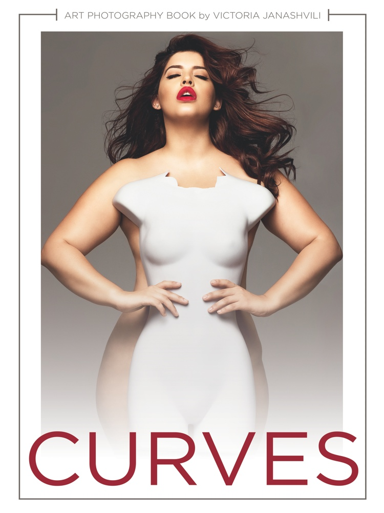 The cover of Curves by Victoria Janashvili