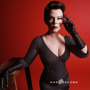 Actress Debi Mazar Joins Marc Jacobs' Star-Studded Fall 2015 Ads