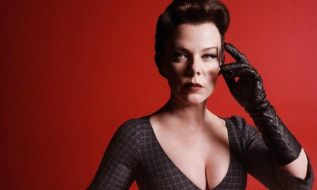 Debi Mazar for Marc Jacobs fall-winter 2015 advertising campaign