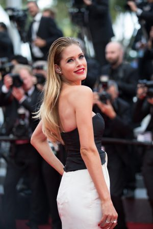 Doutzen Kroes Shares Breastfeeding Photo on Instagram with Feminist Quote