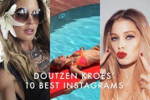 10 of Doutzen Kroes' Best Instagram Moments