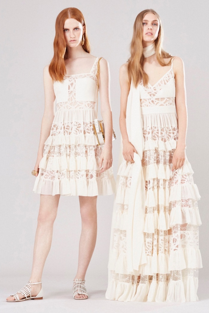 Looks from Elie Saab's resort 2016 collection