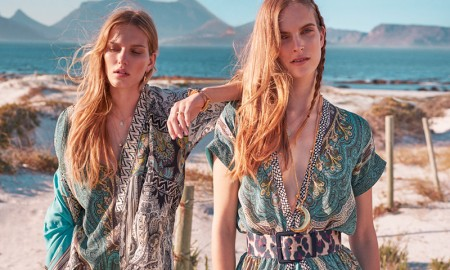 Etro launches exclusive capsule collection on Net-a-Porter