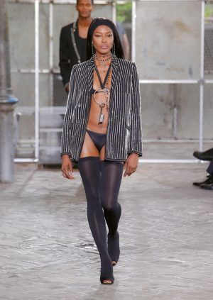 Naomi Campbell, Kendall Jenner Take Over Givenchy's Spring 2016 Mens Show
