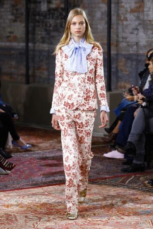 Gucci's Cruise Show Took Over New York with a Retro Filled Runway