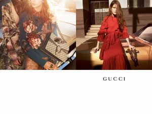 Gucci Heads to the Streets for Fall 2015 Ads