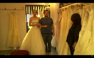 Iggy Azalea Tries on Wedding Dresses with James Corden On 'The Late Late Show'