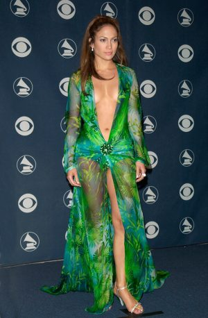 The Naked Dress: 8 Stars Who Bared Almost All on the Red Carpet