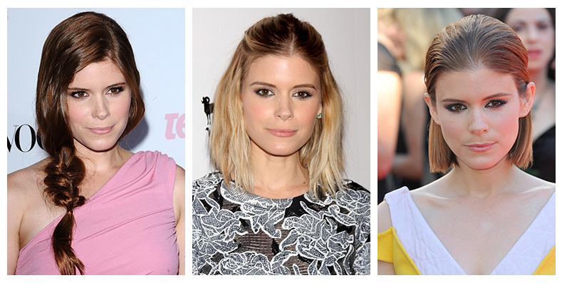 Kate Mara Hairstyle Timeline: From Red to Blonde