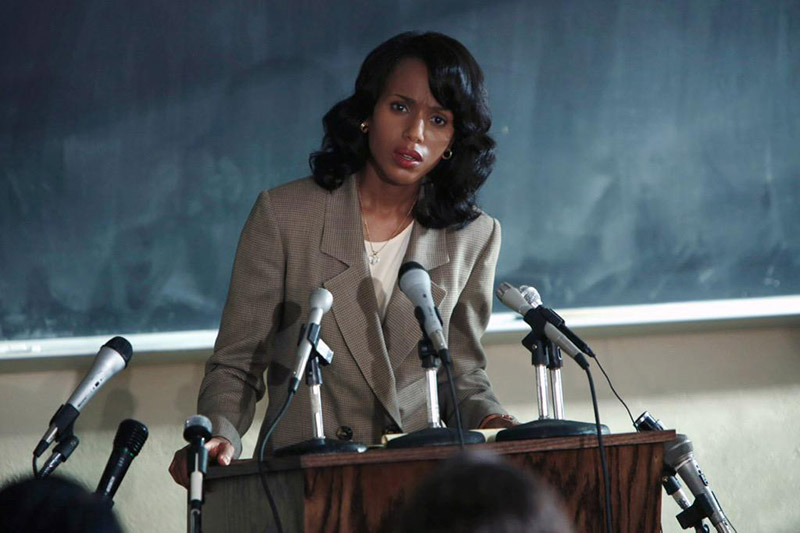 Kerry Washington as Anita Hill in HBO's 'Confirmation'