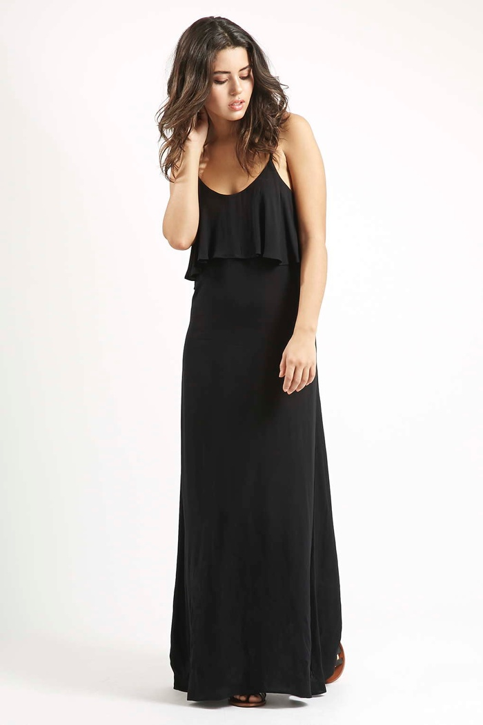 Layered Maxi Dress by Kendall + Kylie for Topshop available for $95.00