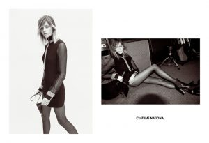 'ANTM' Alum Lands Costume National Fall 2015 Campaign