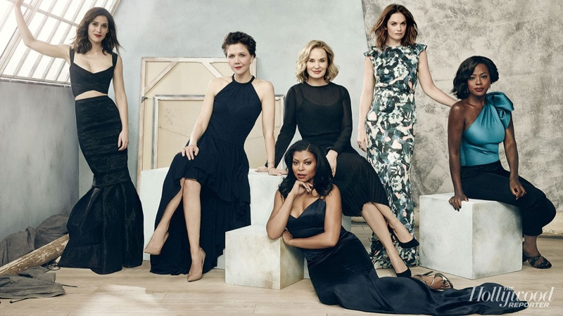 Viola Davis, Jessica Lange & More Actresses Grace The Hollywood Reporter