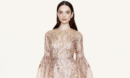 A look from Marchesa's resort 2016 collection