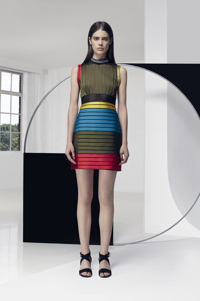 Mary Katrantzou Resort 2016: She's a Rainbow