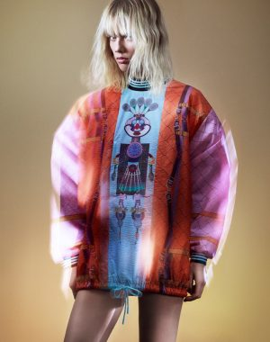 Mary Katrantzou Looks to the 80s for Second adidas Originals Collaboration
