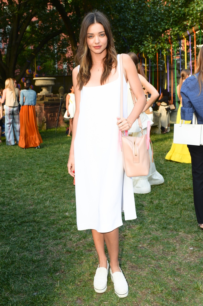 Liv Tyler, Miranda Kerr, Cara Delevingne Attend Stella McCartney's Resort Garden Party
