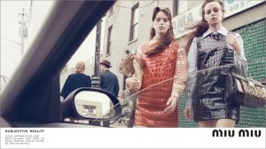 Miu Miu Goes to the Streets for Fall '15 Campaign
