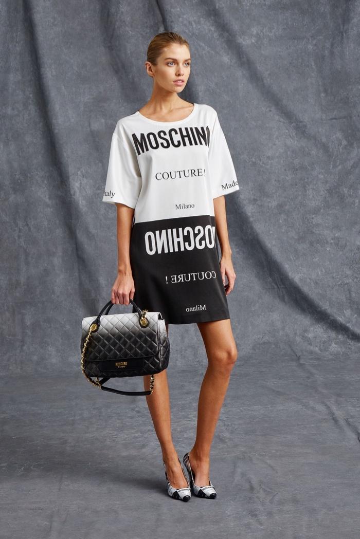 Moschino Resort 2016: Shop Girl