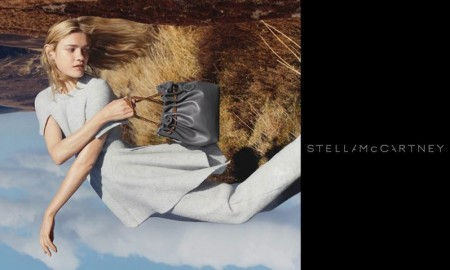 Natalia Vodianova for Stella McCartney fall-winter 2015 campaign