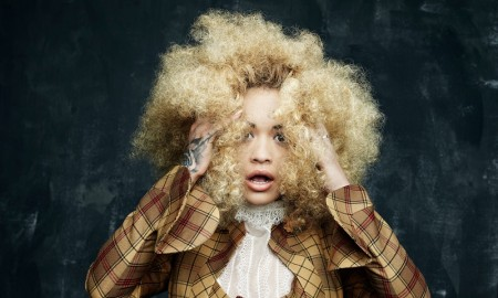 Rita Ora stars in a feature for Hunger Magazine. Photo: Rankin