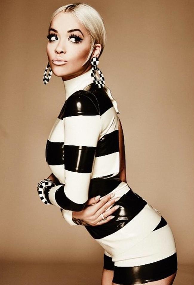 Rita Ora Channels 60s Icon Edie Sedgwick for 'Poison' Music Video