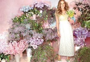 Sarah Jessica Parker Stars in Martha Stewart Weddings, Talks SJP Bridal Shoes
