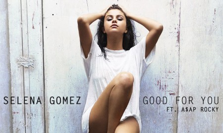 Selena Gomez 'Good for You' Single Cover