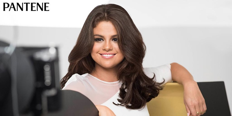 Selena Gomez has been announced as the new face of Pantene
