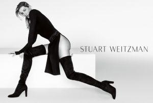 Gisele Bundchen Flaunts Legs in New Stuart Weitzman Campaign