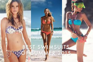 Top Swimsuit Styles of Summer 2015