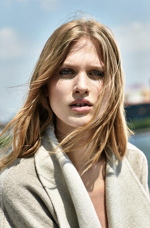 Laura + Louise Model Tibi's Pre-Fall Line for Shopbop