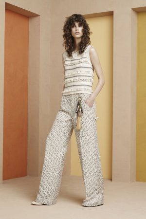 Tory Burch Channels Southwestern Style for Resort 2016