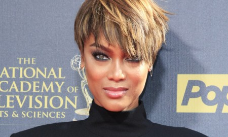 Model Tyra Banks. Photo: Joe Seer / Shutterstock.com
