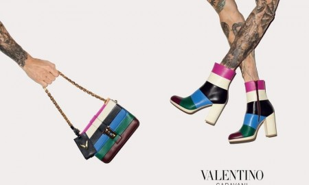 Valentino Fall 2015 Accessories Campaign with Terry Richardson