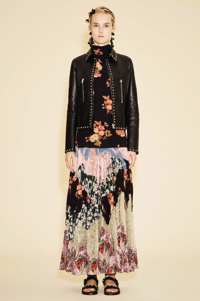 A look from Valentino's resort 2016 collection