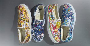 Vans & Takashi Murakami Team Up for One Colorful Collection