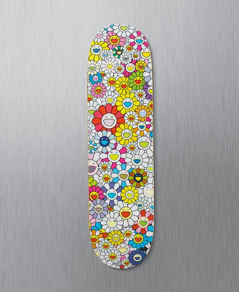 Vans x Takashi Skate Deck