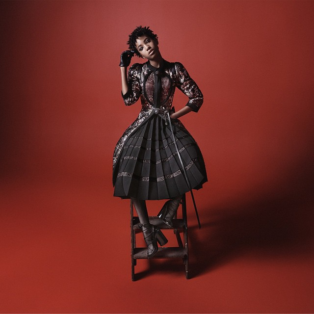 Willow Smith lands the fall 2015 campaign from Marc Jacobs photographed by David Sims