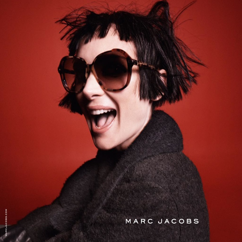Winona Ryder Lands a Spot in Marc Jacobs' Fall 2015 Campaign