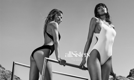 allSisters is an environmentally friendly swimsuit label